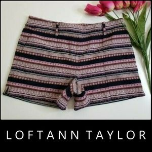 Loft Ann Taylor Woman The Riviera Short Size 12